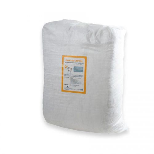 Trapos de limpieza de algodón 100% fabricados por Trapos Los Pozicos