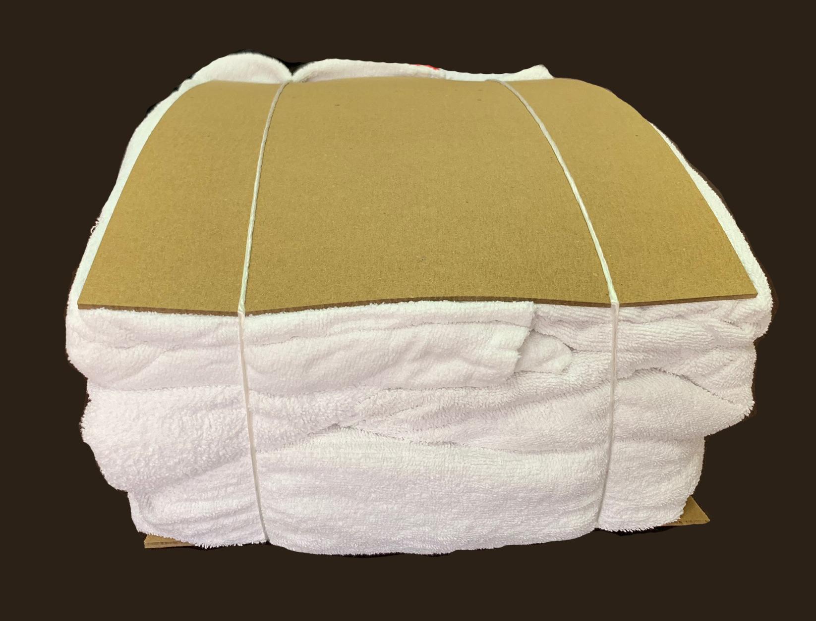 toalla blanca algodón by Trapos Los Pozicos-6
