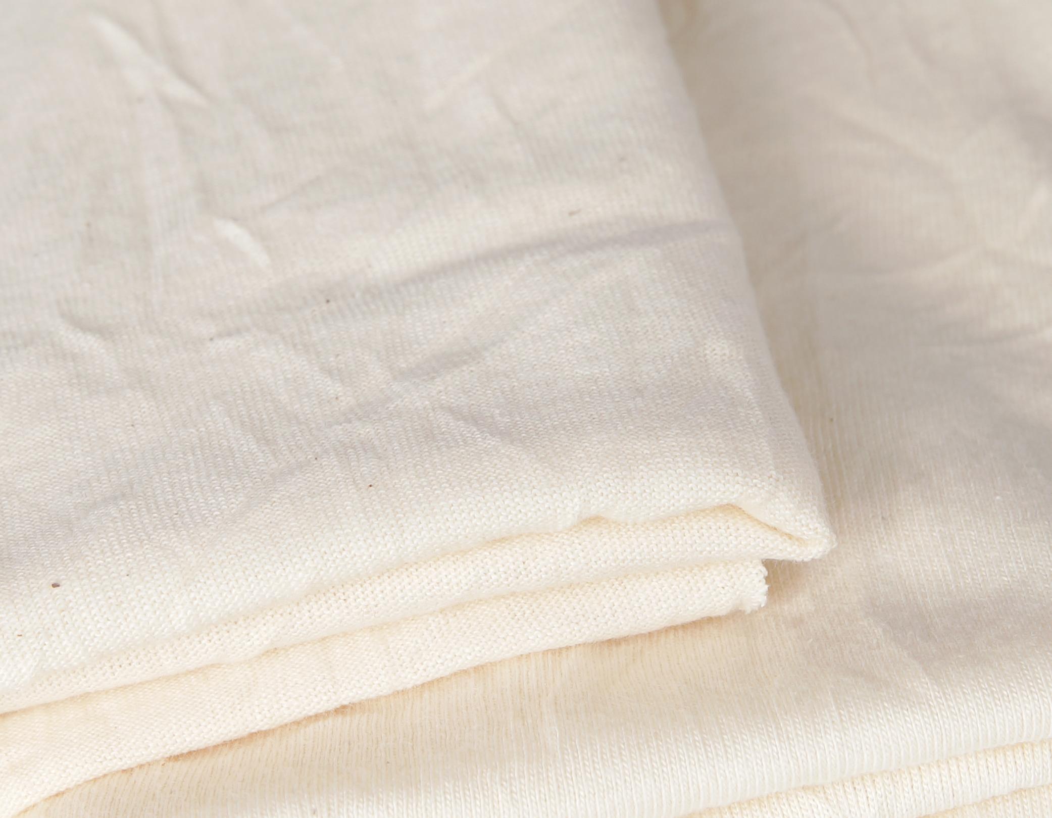 Trapos punto crudo algodón 100% detalle