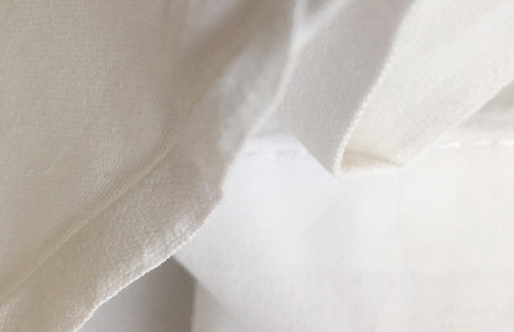 trapos sábana blanca algodón