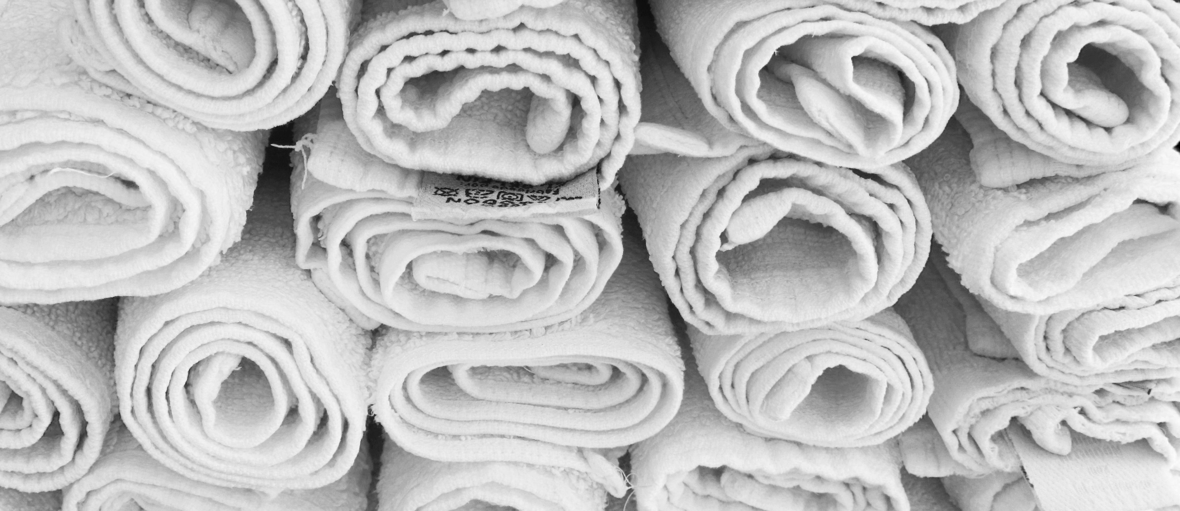 Trapos toalla algodón